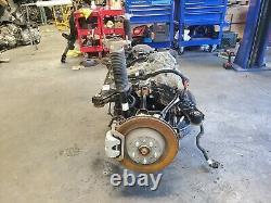 2018 Miles Tesla Model 3 Awd Performance 980 Rear Drive Unit Engine Motor Oem