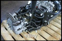 2018 Tesla AWD Model 3 Rear Drop Out Motor Engine Drivetrain W Battery Inverter