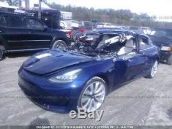 2018 Tesla Model 3 performance Sport Rear Drive Unit Motor Engine Inverter AWD