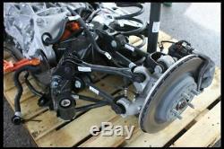 2019 Tesla AWD Model 3 Rear Suspension Drop Out Motor Engine Drivetrain Gearbox