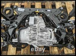2019 Tesla Model 3 Rear Drop Out Motor Engine Drivetrain Complete Suspension