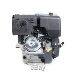 420CC 15 HP 4 Stroke Engine Gas Motor 190F Model OHV Single Cylinder 25mm Keyway