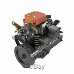 4 Stroke Gasoline Engine Model With Starting Motor 110/12/14 RC Car Boat Airplane
