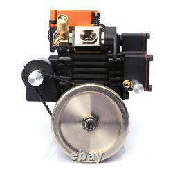 4 Stroke RC Engine Gasoline Model Engine Kit Starting Motor For RC Car Air Boat