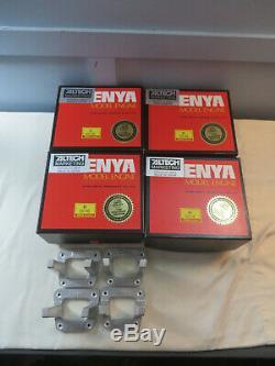 4x Lot Enya R 155-4C Four Stroke R/C Model Airplane Engine + J-Tec Motor Mounts