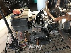 5 HP Tecumseh Engine / Model HS 50 / Mini Bike / Go Kart / Centrifugal Clutch