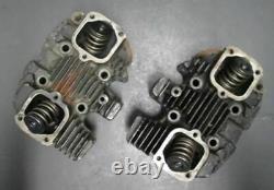 900 Sportster Heads XL XLCH K-Model Early Harley-Davidson Engine Motor Parts