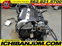 ACURA RSX MOTOR BASE MODEL ENGINE DC5 INTEGRA K20A3 K20A iVTEC 02-04