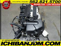 Acura Rsx Motor K20a Base Model Engine 2002-2006 Dc5 Integra K20a3 1 Motor Only