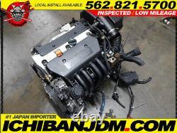 Acura Rsx Motor K20a Base Model Engine 2002-2006 Dc5 Integra K20a3 Motor Only