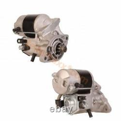 Anlasser für Kubota Gehl Denso Carrier Schäffer 128000-0050 19269-63012 LRS1251