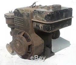 Antique Briggs and Stratton Model 6 Motor, Gas Engine. Go kart Mini Bike