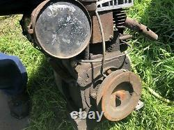 Antique Briggs and Stratton Model Z motor / engine Serial NO. 524