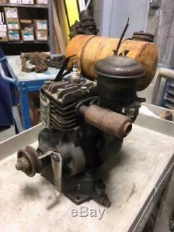 Antique Vintage Briggs & Stratton Model N Engine Motor Engine Type 306212