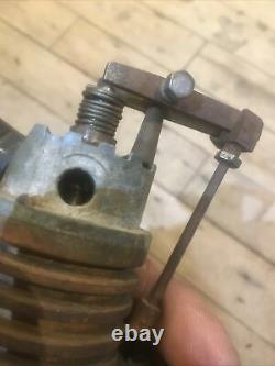 Antique Vintage Elmer Wall Overhead Valve Model Motor 1930-40 Engine Toy Cast