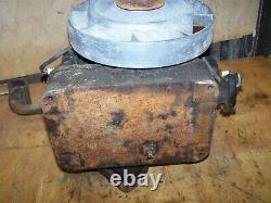 Antique/Vintage Maytag Hit Miss Engine Model 72D Motor Twin Kick Start
