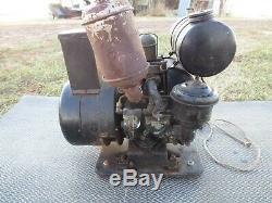 Antique Vtg Briggs & Stratton Engine Motor 1944 Model I Generator Flo-Jet Carb