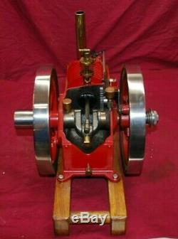 Briggs & Stratton FH Made Into Hit & Miss Model Gas Engine Motor