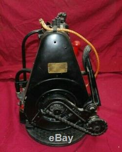 Briggs & Stratton Model FH Straight Fin Gas Engine Motor #57605
