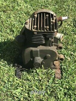 Briggs & Stratton Model Y Gas Engine Motor