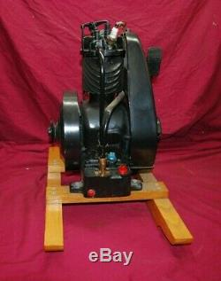 Briggs & Stratton Tagged Model MB Maybe an FH Gas Engine Motor