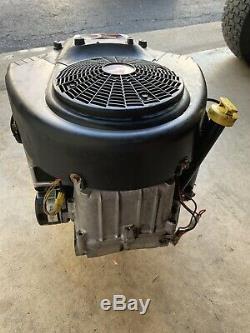 Briggs and Stratton Model 407777 22 Hp Intek V-twin Engine Motor