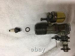 Brown Junior Motors 60 Gas Ignition Model Airplane Engine