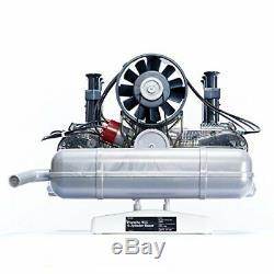 Build Your Own 1966 Porsche 911 Flat-Six Boxer Engine Model Kit Motorized 14