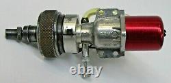 Circa 1957 OK CUB. 049 MS Marine model boat engine flywheel recoil starter motor