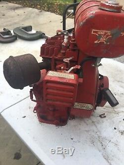 Clinton Go Kart Mini Bike Engine Vintage Wheelhorse Tractor Motor 494 Model