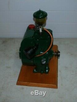 Clinton Model 330 JOA 1 HP Gas Engine Motor