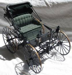 Concept Car Before Henry Ford Original Model T with Engine Motor & Spoke Wheels A