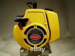 Cox 140 Model RC Airplane Engine, boat motor, Beaver 1.40 Bronco bicycle, 800-19