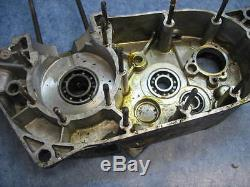Crackcase Engine Motor Cases 1969 Bultaco Sherpa S 200 Model 45