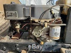 Craftsman LTX 1000, Model # 917272481 Motor Kohler Engine Pro 18 HP, CV492S