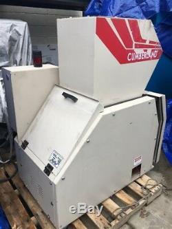 Cumberland Engineering Model 1012x 1800rpm 230/460v 5hp Motor