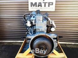 Cummins 6BT 12-Valve 5.9L 6B5.9 Diesel Engine With Inline Mechanical P-Pump 6Cyl