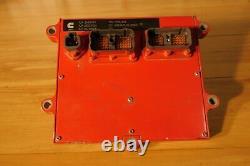 Cummins ISX ECM P/N 3683289 EGR-Model CM870 Engine Computer OEM RED