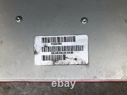 Cummins ISX ECM Part 3683289, EGR, CPL 8285, CM870, Engine Computer KENWORTH