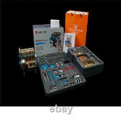 DIY Mechanical Assembly Engine Model Toy Mini V4 Engine Motor Adult Engine Toy