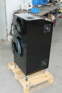ECC 320T Carbon Reiniger Engine Carbon Cleaner Modell hho pulizia motore