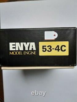 ENYA 53 4C 4-Takt Motor, Moteur, Engine R/C Model Flugzeuge mit OVP