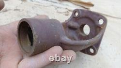 Early 1928 Model A Ford WATER PUMP HOUSING Original Small Hole AR