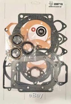 Engine Gasket Set for Briggs & Stratton 299719 models 32K400, 325430, 320400