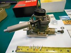 Enya 120 4 stroke Model Airplane Engine With Muffler And Motor Mount