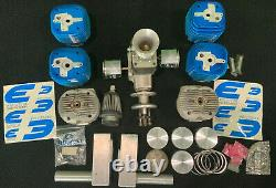 Evolution Twin Engine Lot Model Aircraft motor RC airplane