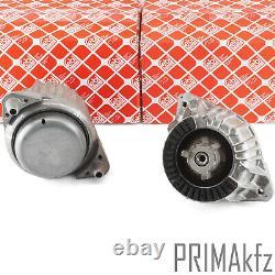 FEBI 30627 30628 Motorlager Motorhalter vorne Mercedes W204 S204 C218 W212 S212