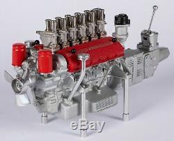 FERRARI scale model motor engine GT or GTO 13 TERZO DALIA n Pocher, Amalgam