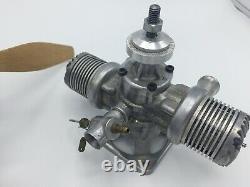FMO 61 BOXER MODELLMOTOR Twin model engine