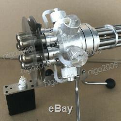 Fantastic Hot Air Stirling Engine Model Toy Air-Heat Air-Cook Generator Motor